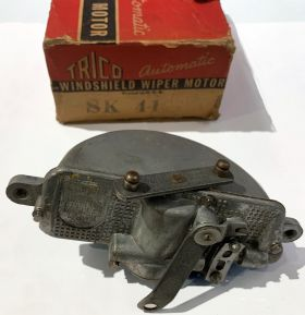 1939 Cadillac Early LaSalle Series 50 and Series 61 Vacuum Wiper Motor NOS Free Shipping In The USA