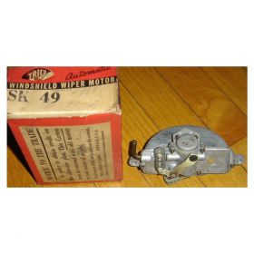1939 Cadillac Late Series 61 Vacuum Wiper Motor NOS Free Shipping In The USA