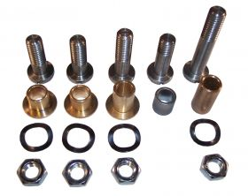 1965 1966 1967 1968 1969 1970 Cadillac Convertible Top Frame Bushing Kit 18 Pieces REPRODUCTION Free Shipping In The USA
