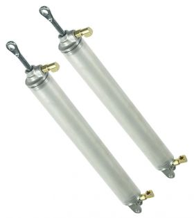 1954 1955 1956 Cadillac Convertible Top Cylinders 1 Pair REPRODUCTION Free Shipping In The USA