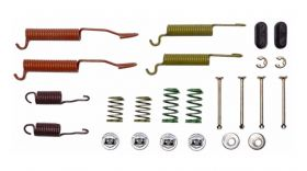 1968 1969 1970 1971 1972 1973 1974 1975 1976 Cadillac (See Details) Rear Drum Brake Hardware Kit (24 Pieces) REPRODUCTION Free Shipping In The USA