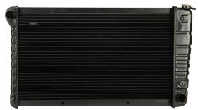 1965 1966 1967 1968 1969 Cadillac (See Details) Radiator Without Heater Return Connection REPRODUCTION