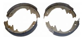 1967 1968 Cadillac Eldorado Front Brake Shoes 1 Pair REPRODUCTION Free Shipping In The USA