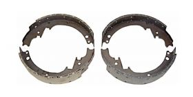 1977 1978 1979 1980 1981 1982 1983 1984 Cadillac Fleetwood and Commercial Chassis Rear Brake Shoes 1 Pair REPRODUCTION Free Shipping In The USA