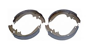 1987 1988 1989 1990 1991 Cadillac Fleetwood Brougham Rear Brake Shoes 1 Pair REPRODUCTION Free Shipping In The USA