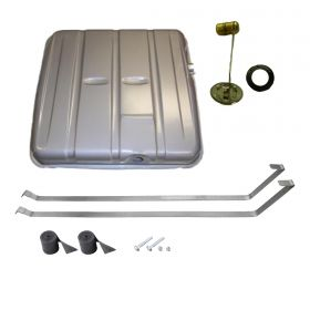 1950 1951 1952 1953 Cadillac Gas Tank Kit With Sending Unit and Straps 9 Pieces REPRODUCTION