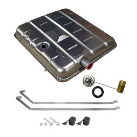 1941 1942 1946 1947 Cadillac (See Details) Gas Tank Kit With Sending Unit And Straps REPRODUCTION
