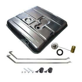 1958 Cadillac (EXCEPT Eldorado Brougham and Commercial Chassis) Gas Tank Kit with Sending Unit and Straps REPRODUCTION