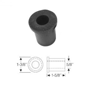 1950 1951 1952 1953 Cadillac Upper Rear Leaf Spring Shackle Bushing REPRODUCTION Free Shipping In The USA