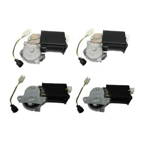 1976 1977 1978 1979 Cadillac Seville Power Window Motors Set (4 Pieces) REPRODUCTION Free Shipping In The USA
